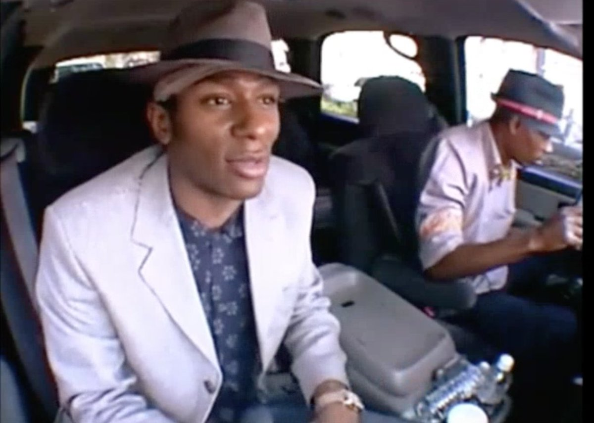 James Corden's Carpool Karaoke is the biggest bit in Late Night TV history. But let's not forget Dave Chappelle invented it 17 years ago.