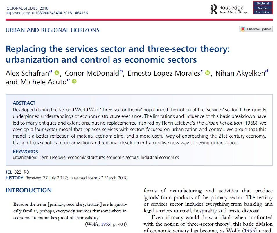 mcdonalds primary sector