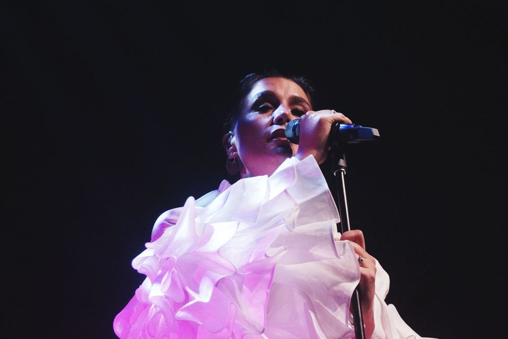 In Photos: Jessie Ware at Brooklyn Steel buff.ly/2rVqszE