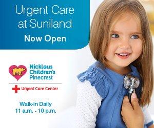 Nicklaus Children S On Twitter Walk In Pediatric Urgent Care Open