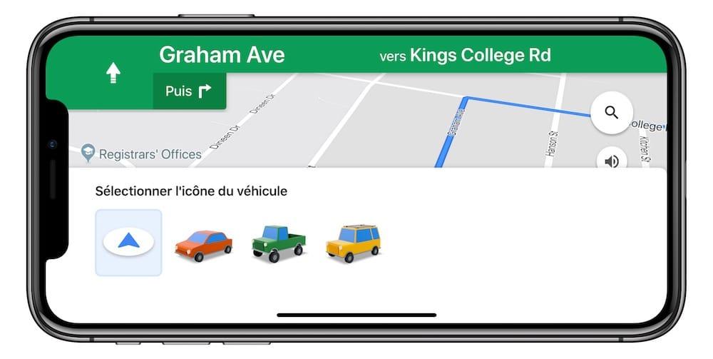 Google Maps joue aux petites voitures https://t.co/BY0U0sRD71