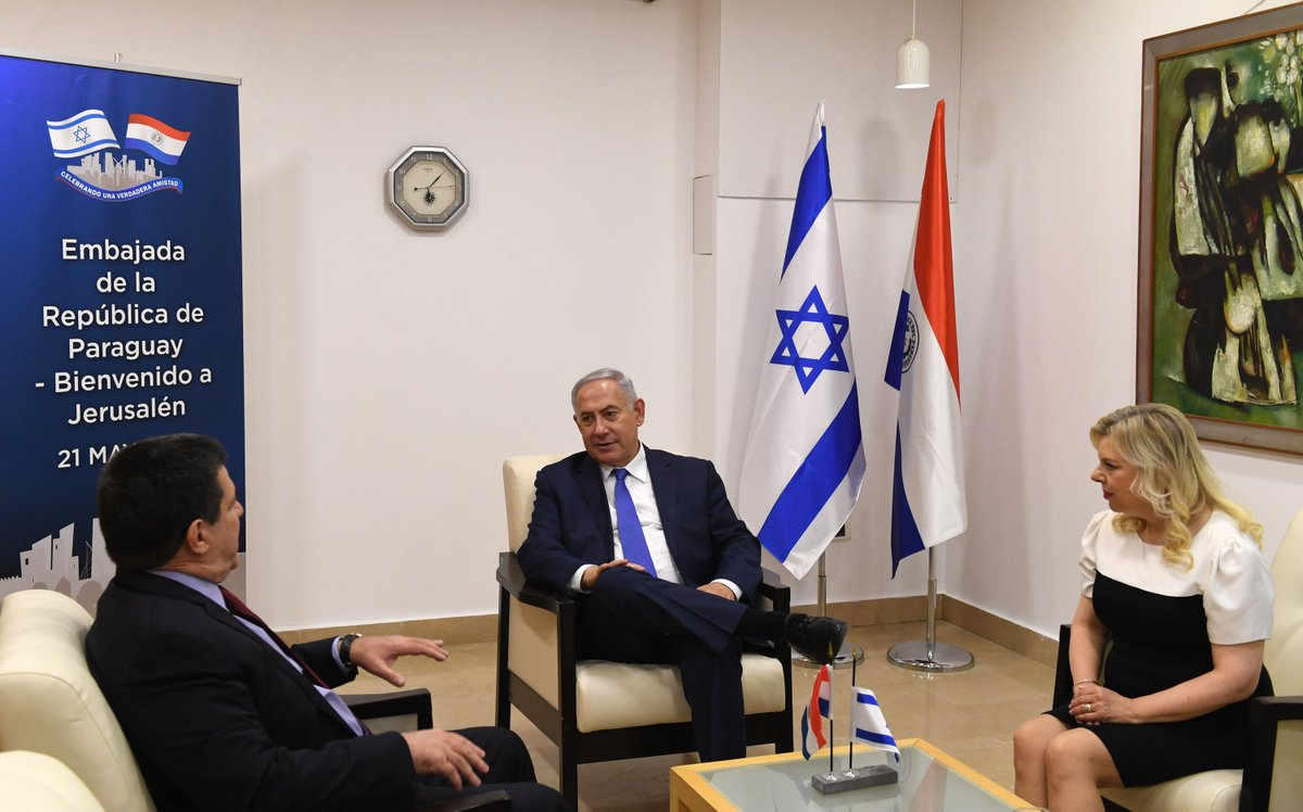 Our friendship is expressed in so many ways. We recognize and remember the role that Paraguay played in saving Jews before the Holocaust, during the Holocaust, receiving Jewish refugees after the Holocaust.