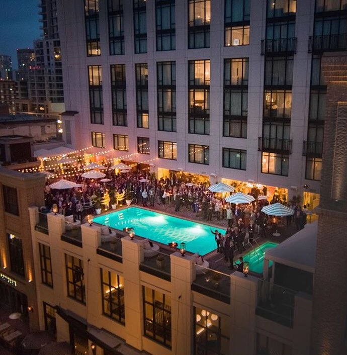 "Best Bar Gaslamp District: Elevated Luxury Life Magazine On Twitter: ""@PendryHotels"