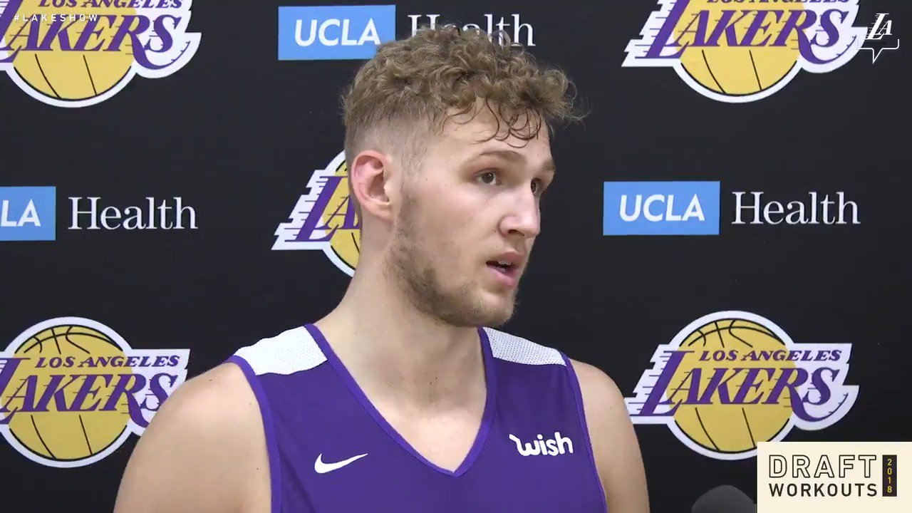 �� Saint Mary's big man Jock Landale talks about his workout, and what he hopes to bring to the NBA https://t.co/GiM7JFUn5F