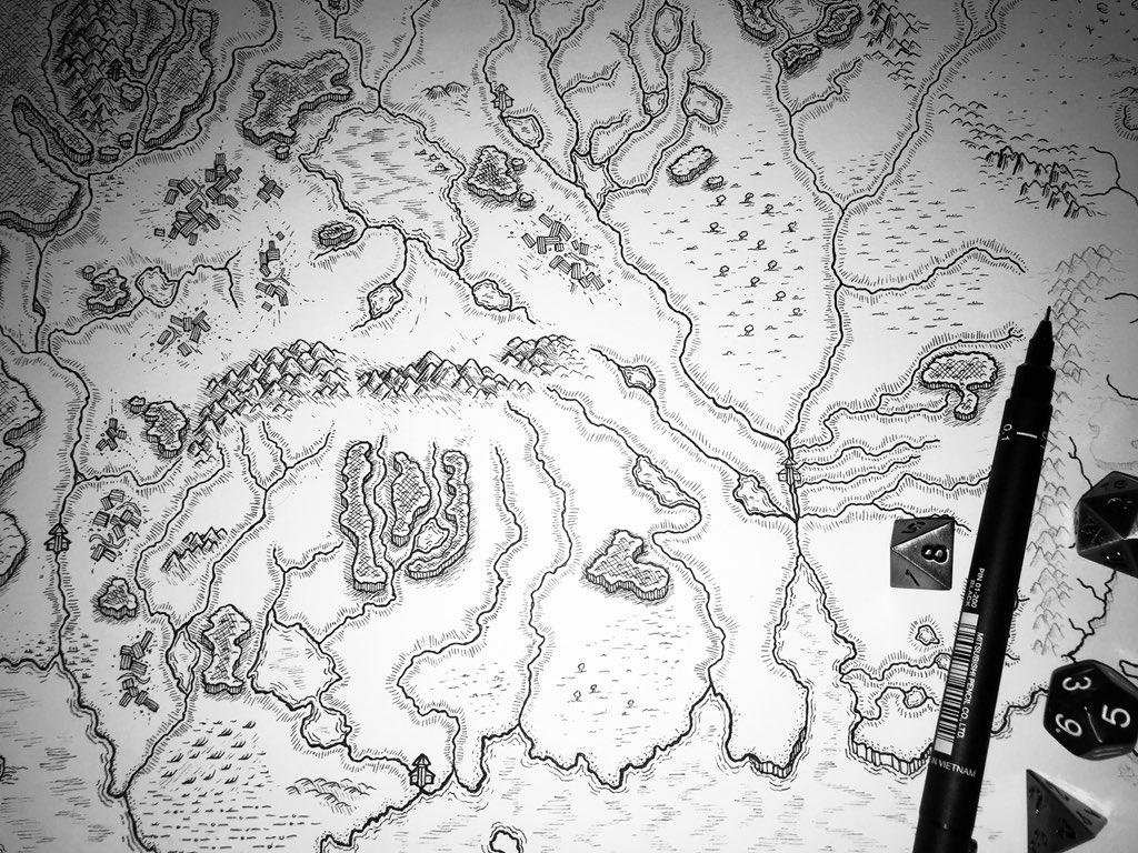 Dark Realm Maps (AKA Toby) on Twitter:
