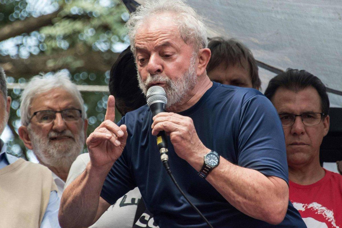 Após visita a petista | Pré-candidatura de Lula será lançada no próximo dia 27, diz deputado https://t.co/0dh5N29X7w