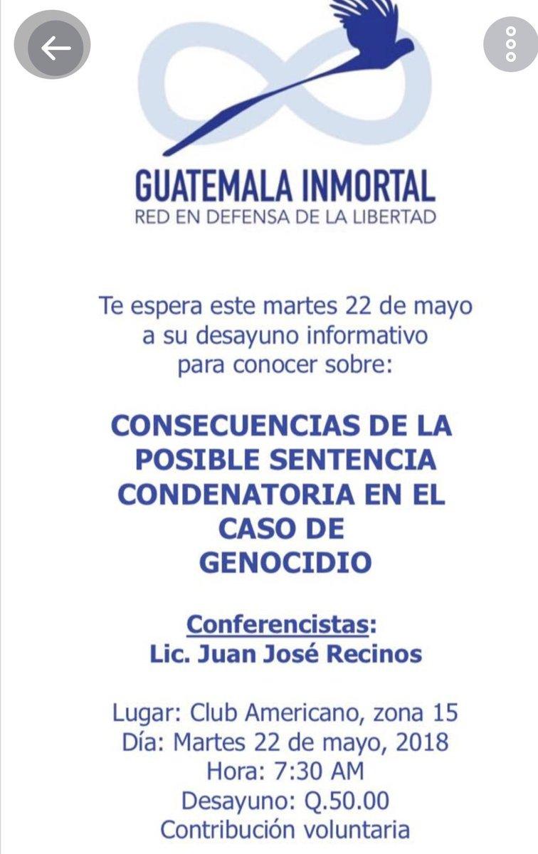 Guatemala Inmortal (@Guate_Inmortal_) on Twitter photo 2018-05-21 19:48:45