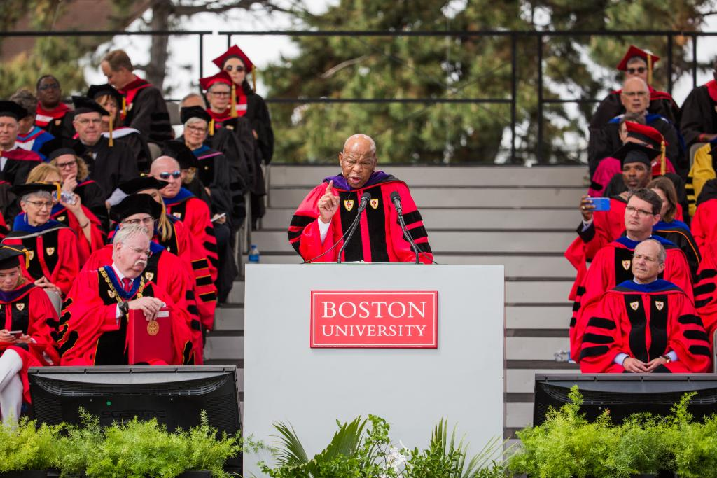 Click to see our album of some of the photos that defined #BU2018 Commencement: spr.ly/6016DgHBM