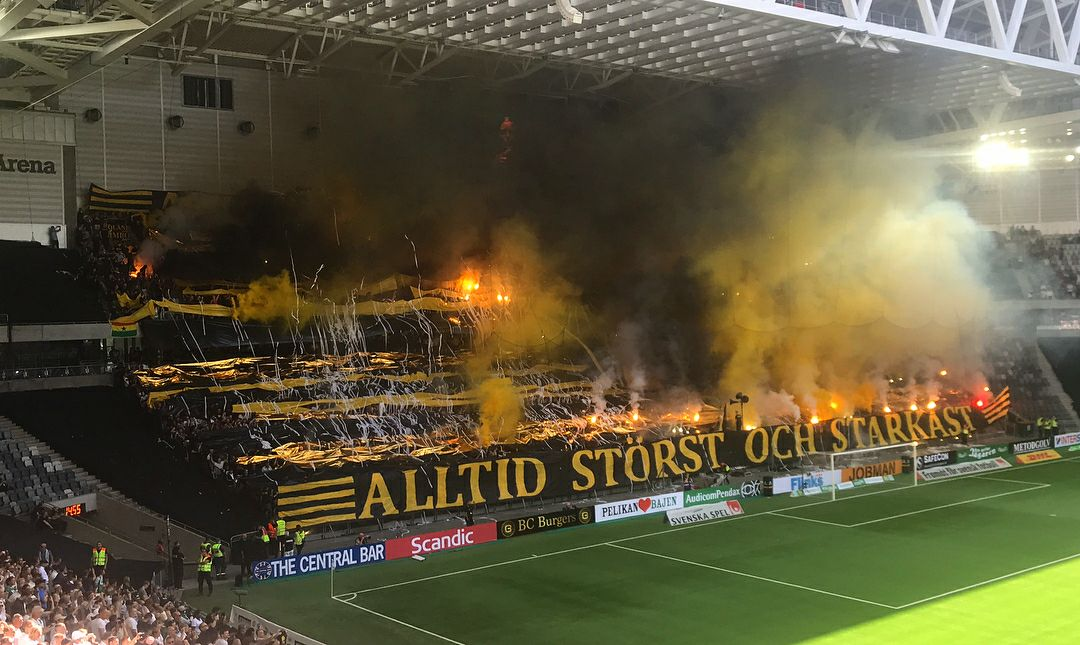Zone Ultras On Twitter Hammarby If Aik 20 05 2018 Aik Aikstockholm Swedish Sweden Stockholm