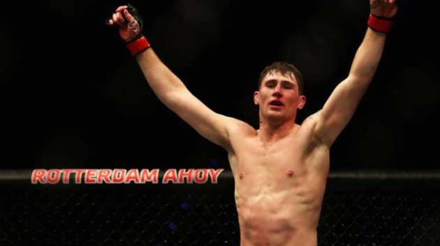 Live commentary of a UFC event will be broadcast on @5liveSport for the first time when world number one welterweight Stephen Thompson takes on Briton Darren Till. https://t.co/dIoybHeifr