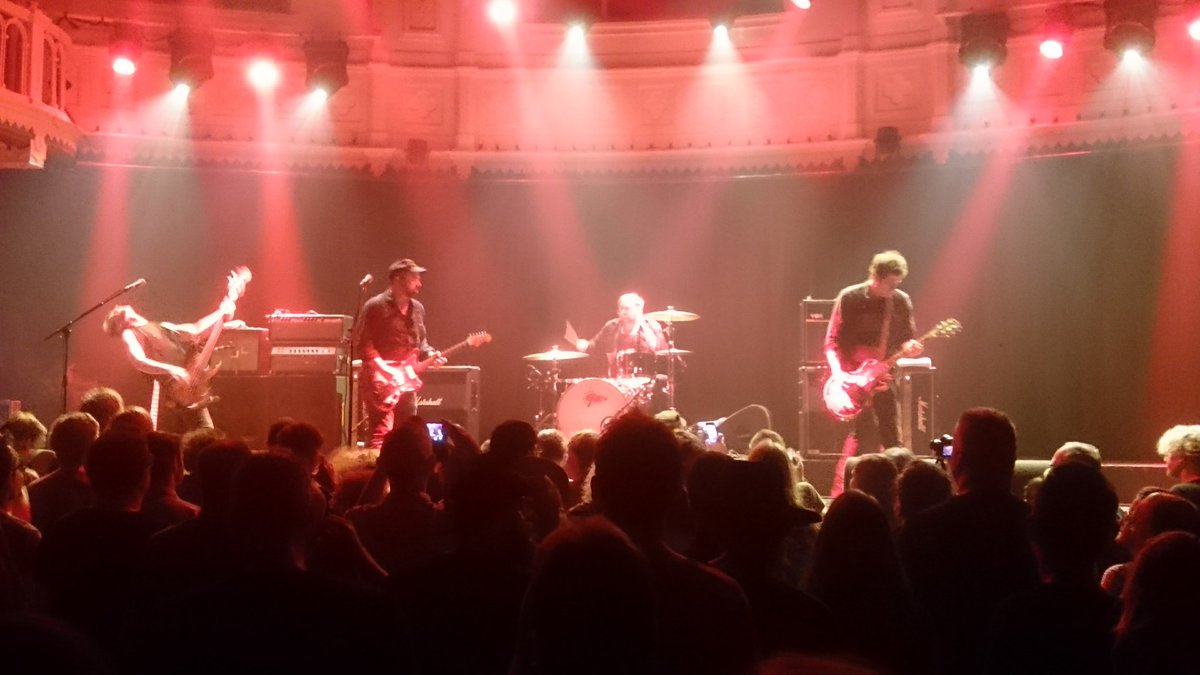 #Swervedriver at @ParadisoAdam were pretty amazing.