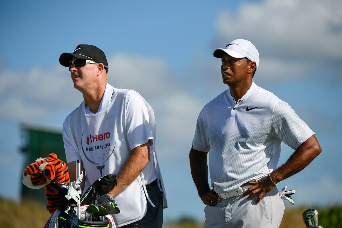 Joe, take the day off. @TGRFound supporter to caddie for Woods Wednesday at #HeroWorldChallenge for $50,000 donation in the #TigerJam live auction. - TGR news.tigerwoods.com/20th-tiger-jam…