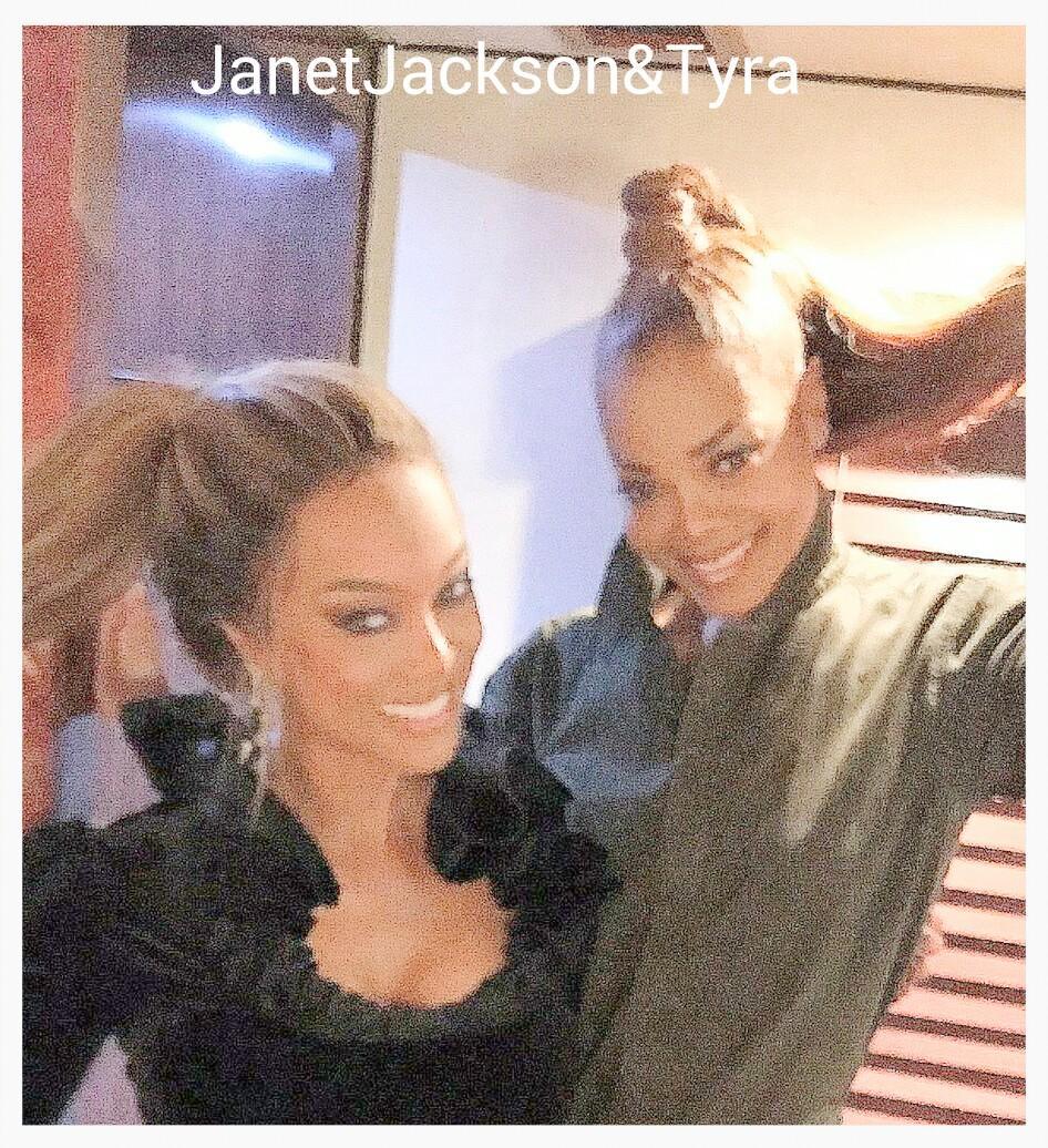 "Tyra Banks Janet Jackson Tweet: Tyra Banks On Twitter: ""It's Janet...Ms. Jackson If You're"