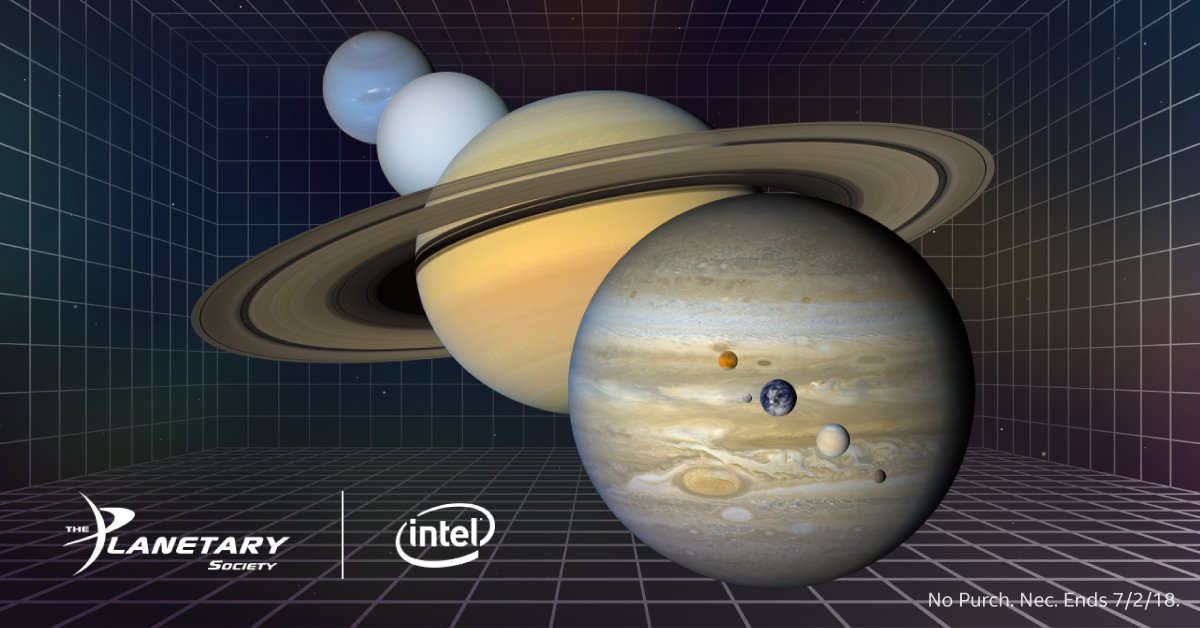 test Twitter Media - Join me, @RobertPicardo, and special guests for the Intel AI Interplanetary Challenge! https://t.co/dcXfZu2yW8 #IntelAI https://t.co/D3N6a68Vrz