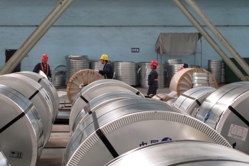 U.S. slaps heavy duties on Chinese steel shipped from Vietnam https://t.co/PIJcZfCKgI https://t.co/MWOshBDwuc