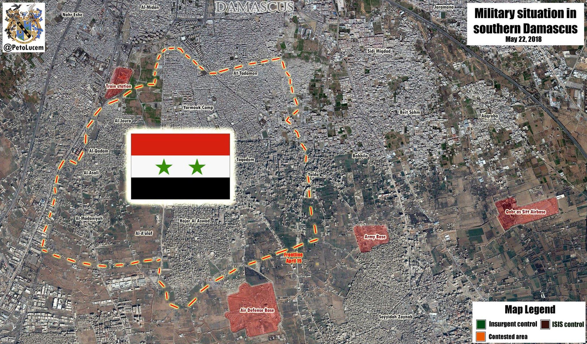 Syrian War: News #18 - Page 4 DdwQ8HRVAAEDjU1