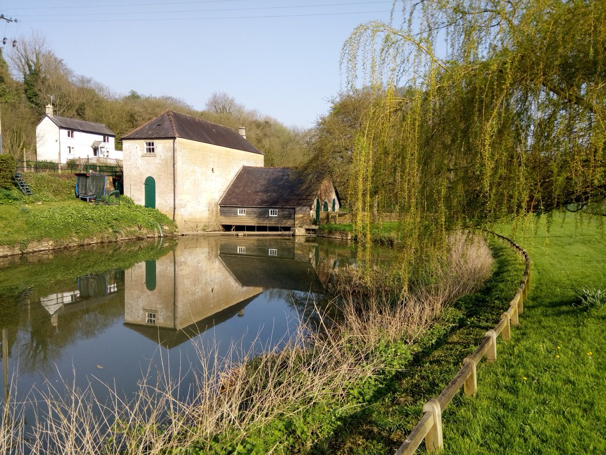 Claverton Pumping Station on Twitter: \