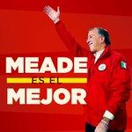 #MeadeEsElMejor