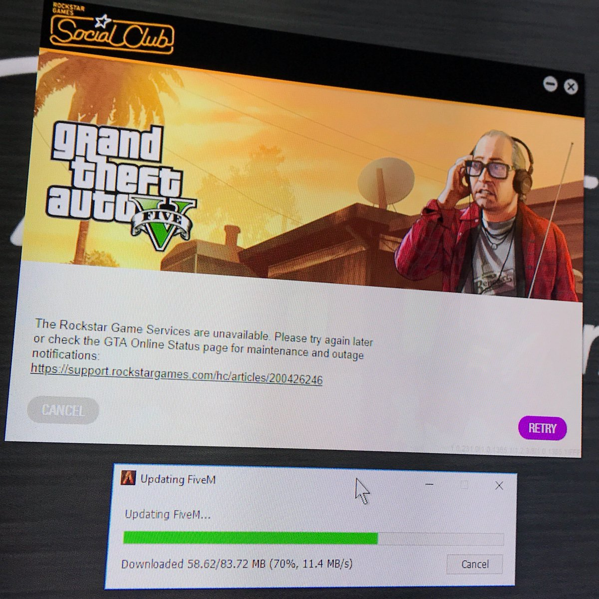 Rockstar Game Servers Are Unavailable | Games World