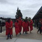 Image for the Tweet beginning: Celebrated Katella High School Seniors