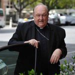 Image for the Tweet beginning: #BREAKING The Archbishop of Adelaide