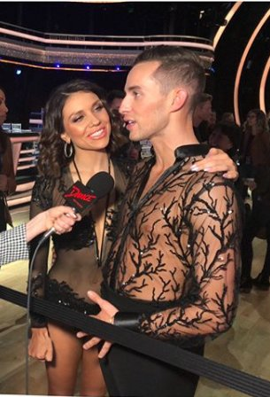 Kristyn Burtt 💃🏼's photo on Adam Rippon