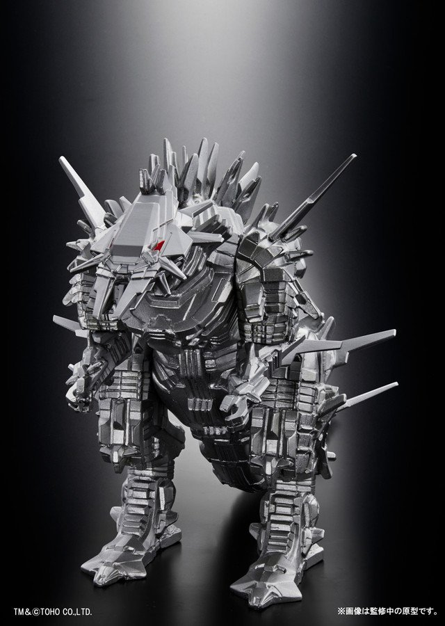 Baltmatrix On Twitter A Newly Revealed Pvc Figure Gives Us A Clear Look At Mechagodzilla S Design In Netflix S Godzilla City On The Edge Of Battle Https T Co Q0xka2fjya