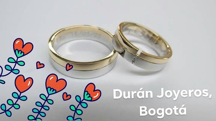 e693ea27c522 R268  duranjoyerosbogota  joyeria  joyasbogota  hermosasjoyas   argollasdematrimonio  argollas  oro  hechoamano  matrimonio  novios ...