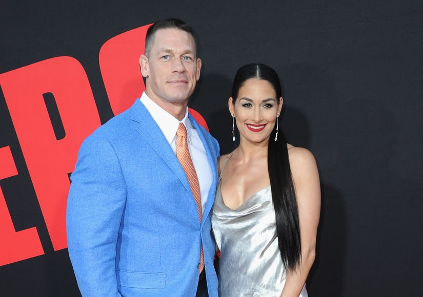 Nikki Bella and John Cena are reportedly 'basically back together': https://t.co/y2IetrnUbT https://t.co/p6IOAikalC