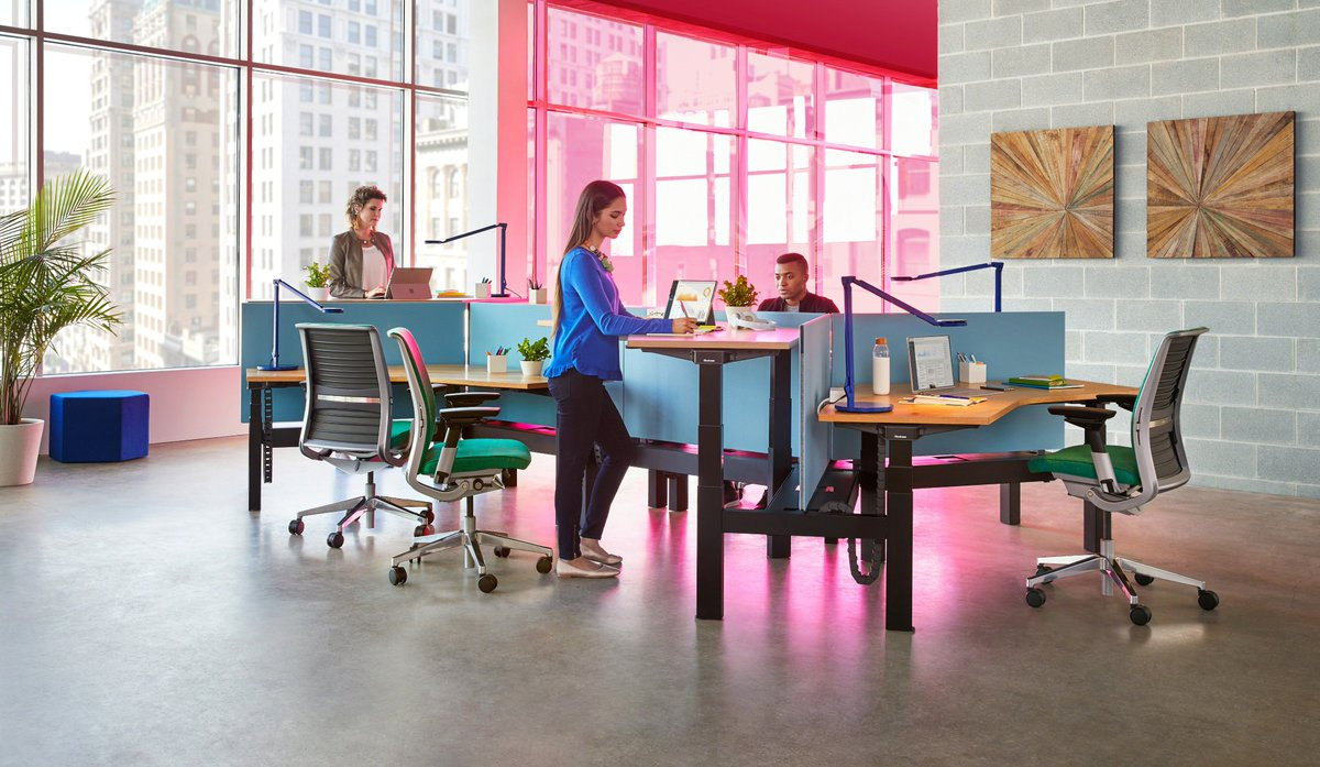office inspirations. Lucie Salou, Marketing Manager From Office Inspirations @officeinsp Talks About The #trends, T#echnology, And #challenges In Workplace Furniture M