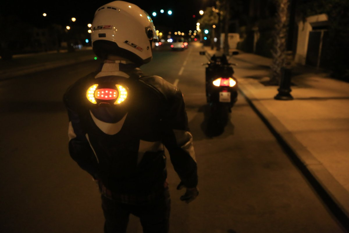 Clic Light Pour Motocycliste Https