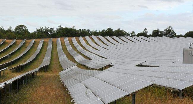 """""""Les #EnergiesRenouvelables (...) représentent actuellement 46 % du total. Ainsi l'énergie #éolienne est en hausse de 21,3 % par rapport à 2016 et le #solaire de 12,6 %"""" et ce n'est qu'un début ! @Occitanie #transitionécologique #transitionénergétique"""