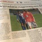 Ook in #ADUN: Degradatie nagenoeg een feit. @PVCVoetbal zo goed als zeker weer naar de derde klasse na 4-1 verlies tegen @Elinkwijk