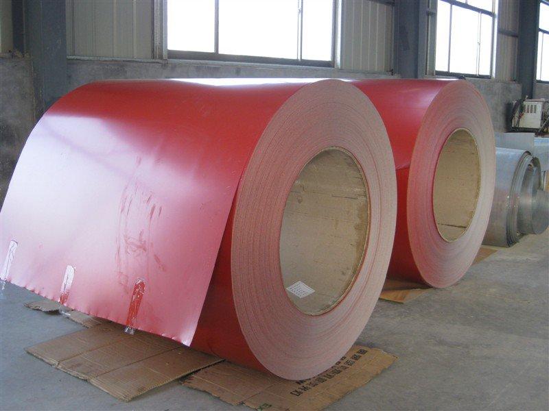 PPGI/PPGL/Prepainted color coated steel coil Email: tina@qdhcsteel.com Skype: jina1201 WhatsApp: 0086-15053230960 http://www.qdhcsteel.com/www.hciron.cn