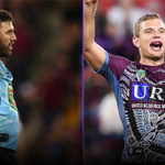 Blues legends reveal why Trbojevic should be picked ahead of Tedesco for Origin  https://t.co/F8413YZdhC #NRL #StateOfOrigin