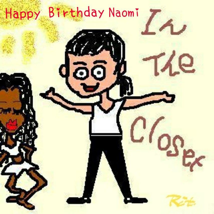 Naomi Campbell   Happy Birthday