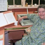 Image for the Tweet beginning: Author Colleen McCullough wrote fresh