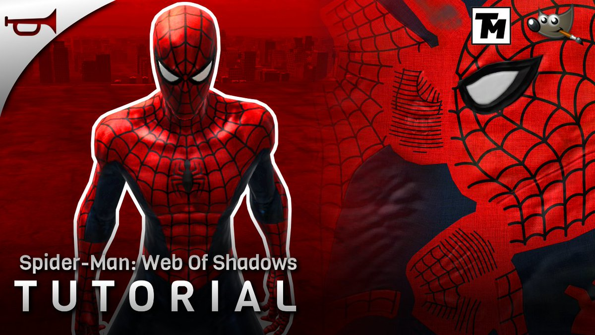 spidey bugle on twitter spider man web of shadows texmod tutorial