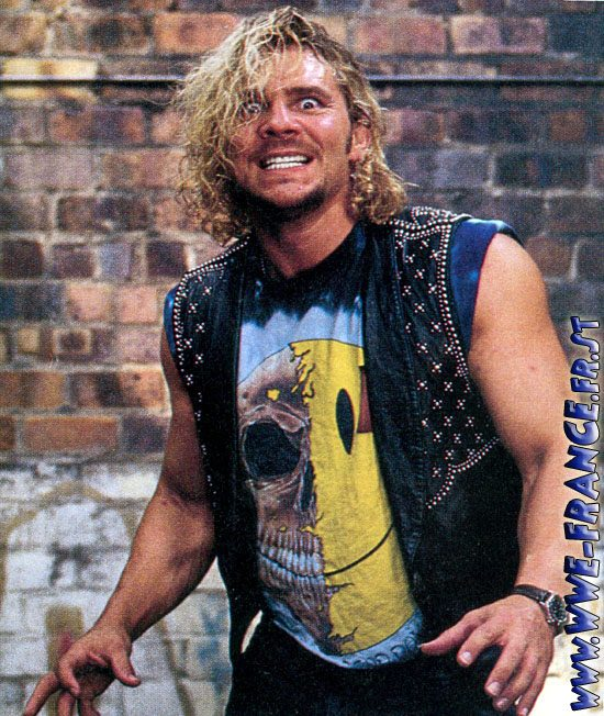 """Happy Birthday to the late \""""Loose Cannon\"""" Brian Pillman"""
