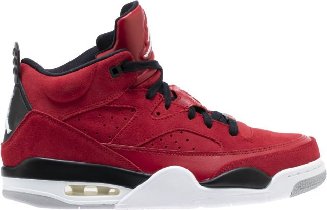 775c7c15cab AIR JORDAN SON OF MARS SPIKE LEE LOW MENS LIFESTYLE SHOE (GYM RED WHITE  BLACK WOLF GREY) https   bit.ly 2r8Zlkf pic.twitter.com 63oQk9D8p3
