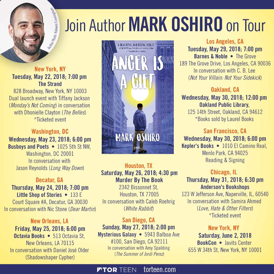 Mark Oshiro Is Boston Book Fest On Twitter Thank You