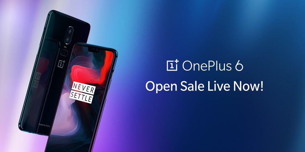 OnePlus India's photo on #OnePlus6
