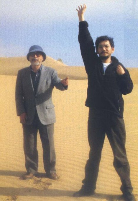 Happy birthday to everyone\s favorite sad boy hideaki anno
