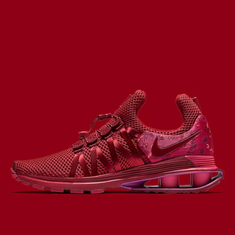 4739ac8cc1 KicksCrew.com Today is Birthday of Buddha. Nike Wmns Shox Gravity - Red  Crush (AQ8554-606) USD 115 HKD 900 order link: ...