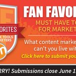 Ever wonder what tools are popular with other content marketers? We want to compile a list and share it with you. https://t.co/TjiYngoBhZ #CMWorld
