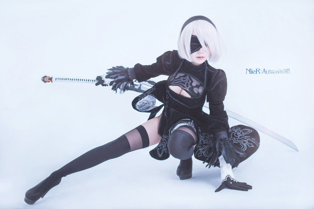 "Premise Indicator Words: Mon夢 On Twitter: ""#2B/ @monpink1111 NieR:Automata…"