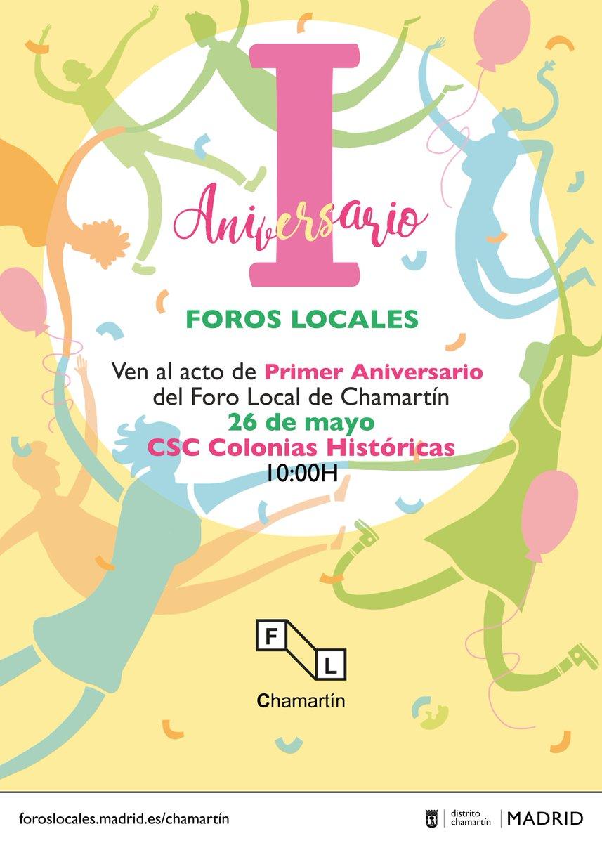 Distrito Chamartín (@JMDChamartin) | Twitter