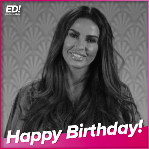 Happy Birthday Katie Price!