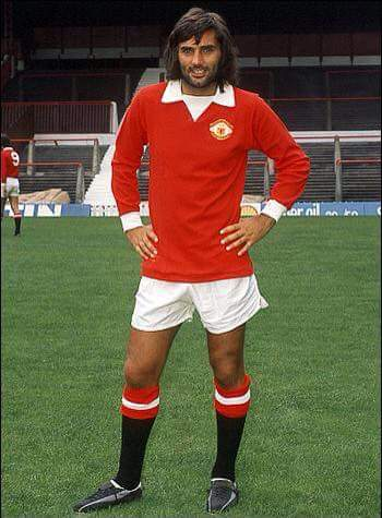 Gone but never forgotton happy birthday George Best xx
