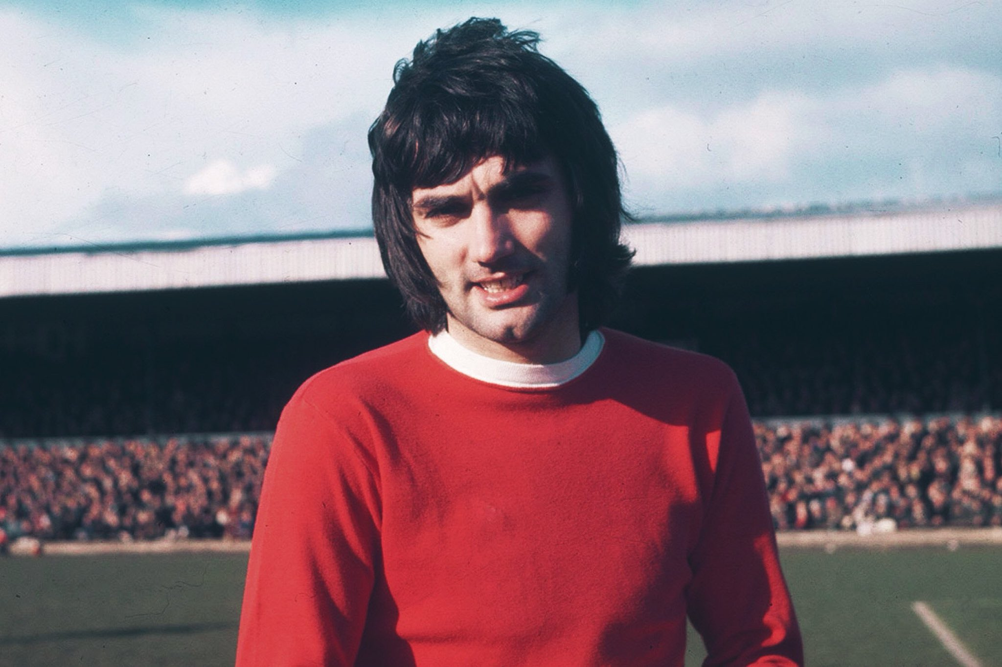 Happy Birthday George Best, born this day 1946, a true legend